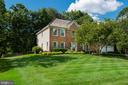 Gracious Colonial With Fantastic Curb Appeal. - 2877 FRANKLIN OAKS DR, HERNDON