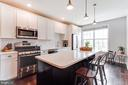 Stainless Steel Appliances - 43047 STUARTS GLEN TER #116, ASHBURN