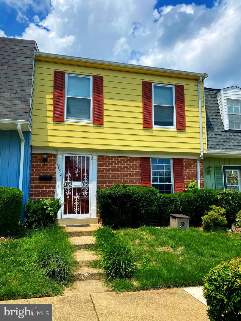 Single Family Homes por un Venta en Landover, Maryland 20785 Estados Unidos
