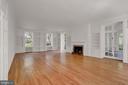 Living Room - 107 SAINT MARTINS RD, BALTIMORE