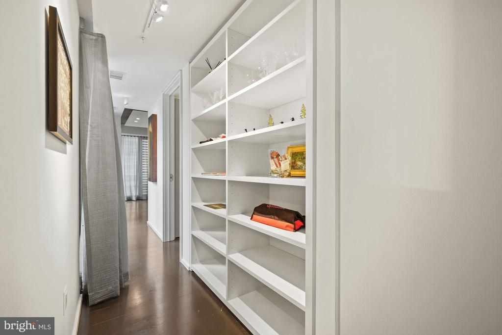 Built-In Storage Throughout - 925 H ST NW #301, WASHINGTON