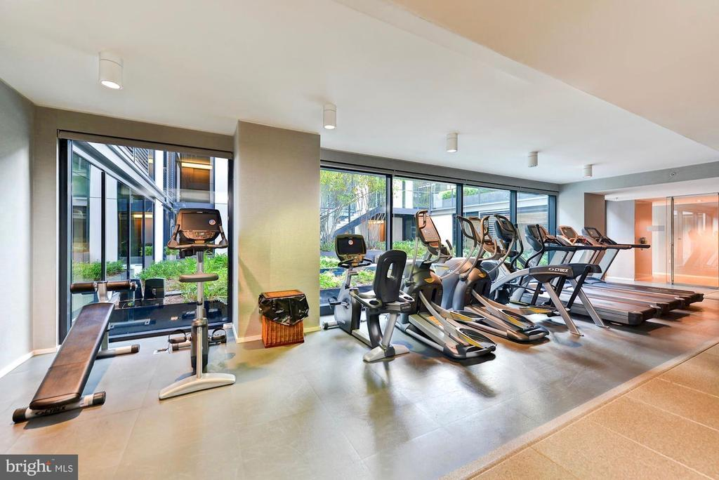 Fitness Center - 925 H ST NW #301, WASHINGTON