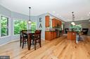 Beautiful levels enhancing the space - 6799 ACCIPITER DR, NEW MARKET
