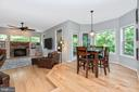 Natural light abounds! - 6799 ACCIPITER DR, NEW MARKET