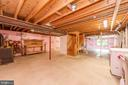 Lower Level Wide Open Ready To Finish - 3326 CARLISLE DR, KNOXVILLE