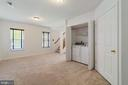 Recreation Room with Plenty of Sun Light - 13433 CATAPULT LN, BRISTOW