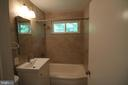 Renovated Bathroom - 4004 DENFELD AVE, KENSINGTON
