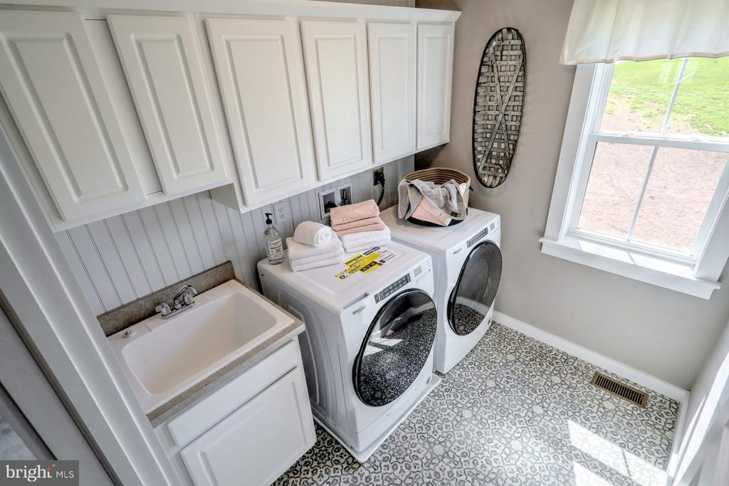 2nd floor laundry area - 10674 OLD BOND MILL RD, LAUREL