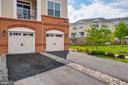 Garage & Driveway Parking - 43047 STUARTS GLEN TER #116, ASHBURN