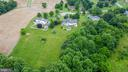 Aerial Rear Lot View - 3326 CARLISLE DR, KNOXVILLE