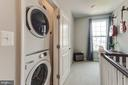 Laundry on Bedroom Level - 43047 STUARTS GLEN TER #116, ASHBURN