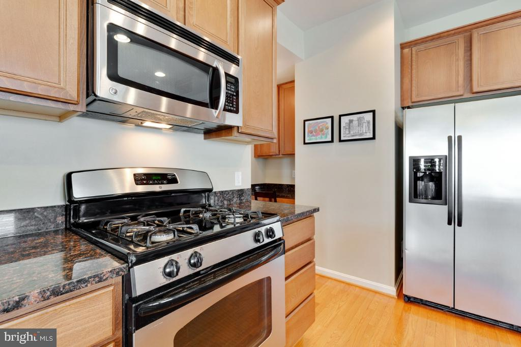 Stainless Steel Appliances - 23402 HIGBEE LN, BRAMBLETON