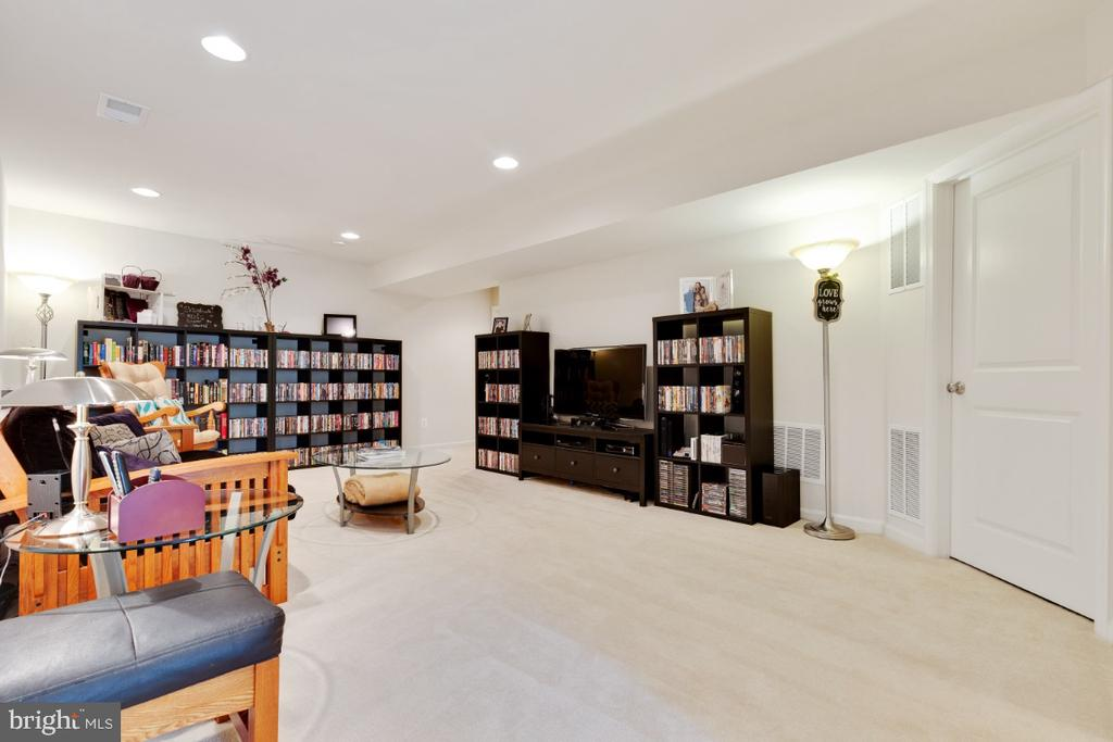Great Size Rec Room - 23402 HIGBEE LN, BRAMBLETON