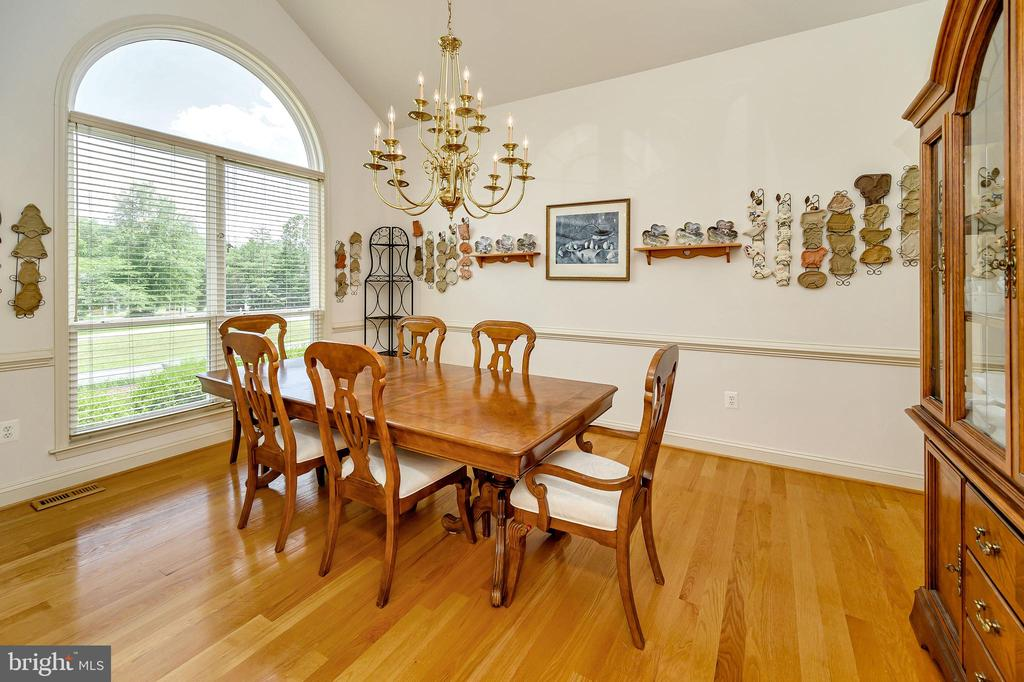 Formal Dining Room - 86 SAINT MARYS LN, STAFFORD