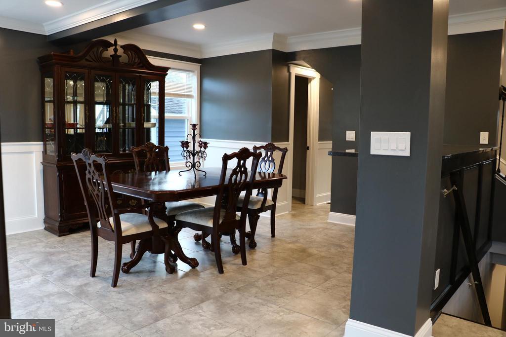 Dining Room - 10351 SCAGGSVILLE RD, LAUREL