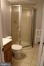 Basement Full Bath - 10351 SCAGGSVILLE RD, LAUREL