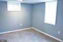 Basement Bedroom - 10351 SCAGGSVILLE RD, LAUREL