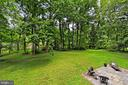 spacious 2/3 acre level lot - build a pool! - 6516 LAKEVIEW DR, FALLS CHURCH