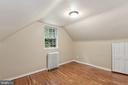 Attic (can be an extra bedroom, media room,....) - 3209 19TH RD N, ARLINGTON