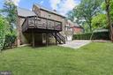 Large Nice backyard - 3209 19TH RD N, ARLINGTON