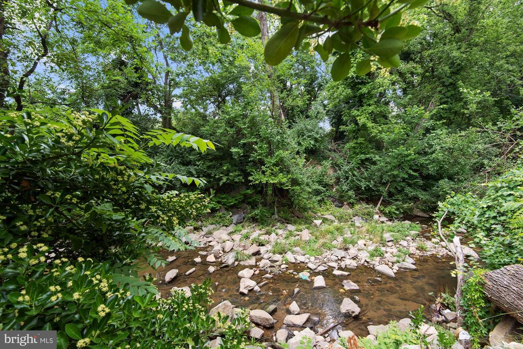 Beautiful view with Serene creek on the back - 3209 19TH RD N, ARLINGTON