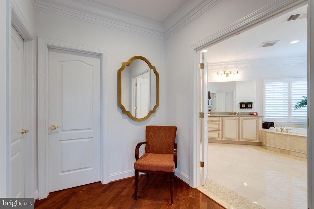 Master Suite - 9637 MAYMONT DR, VIENNA