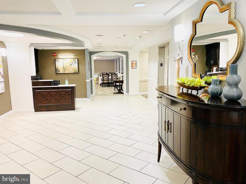 Reception area - 1330 MASSACHUSETTS AVE NW #517, WASHINGTON