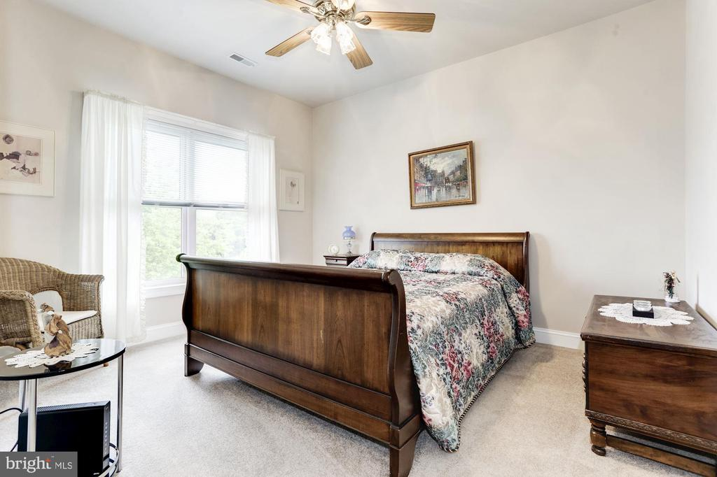 Second bedroom is spacious and bright - 117 EASY ST #31, THURMONT