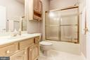 Second full bath. - 117 EASY ST #31, THURMONT