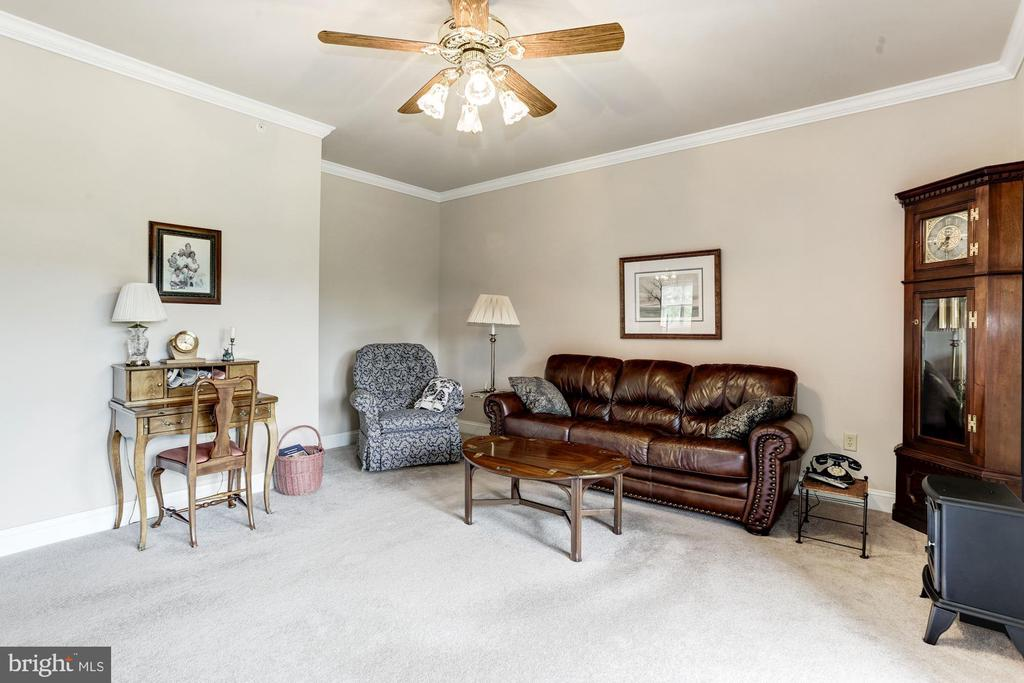 The family room is very spacious - 117 EASY ST #31, THURMONT