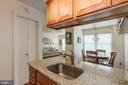 Kitchen - 6010 CHESTNUT HOLLOW CT, CENTREVILLE