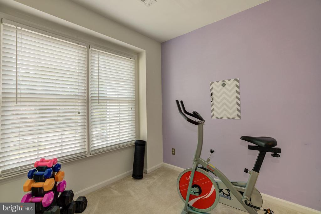 Sitting room or Workout room! Your choice - 6010 CHESTNUT HOLLOW CT, CENTREVILLE