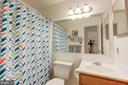 Full bath on 3rd floor. - 6010 CHESTNUT HOLLOW CT, CENTREVILLE