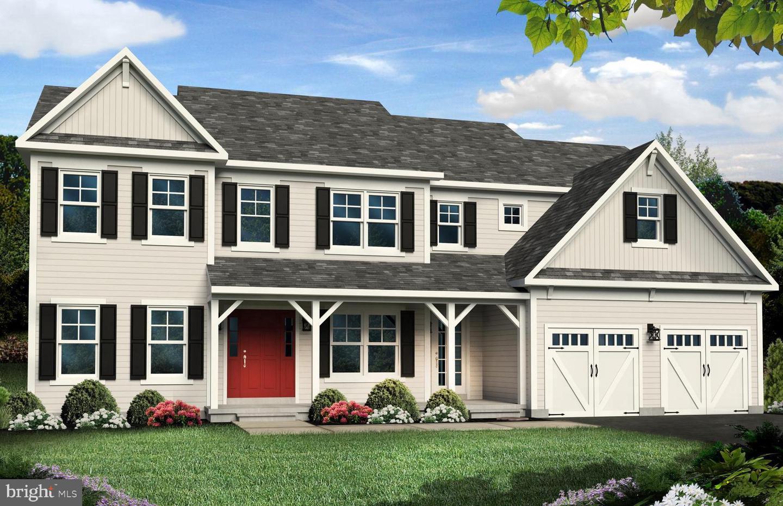 Single Family Homes のために 売買 アット Pennsburg, ペンシルベニア 18073 アメリカ