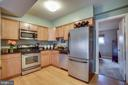 Beautifully updated kitchen - 86 N BEDFORD ST #86A, ARLINGTON