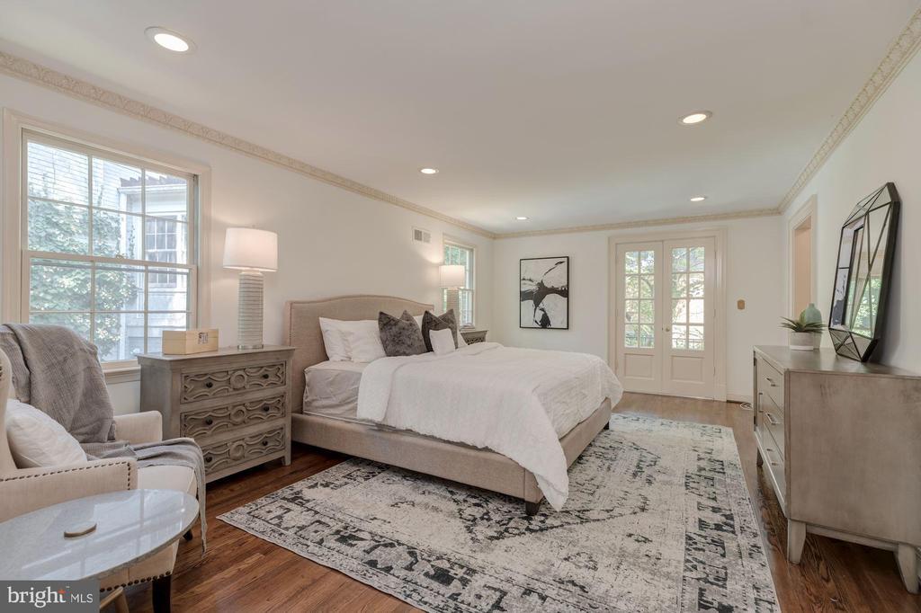 Master Bedroom - 5201 MANNING PL NW, WASHINGTON