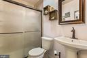 Full Bathroom - 16-A ELM ST, THURMONT