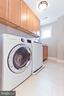 Laundry room on upper level - 3000 12TH ST S, ARLINGTON