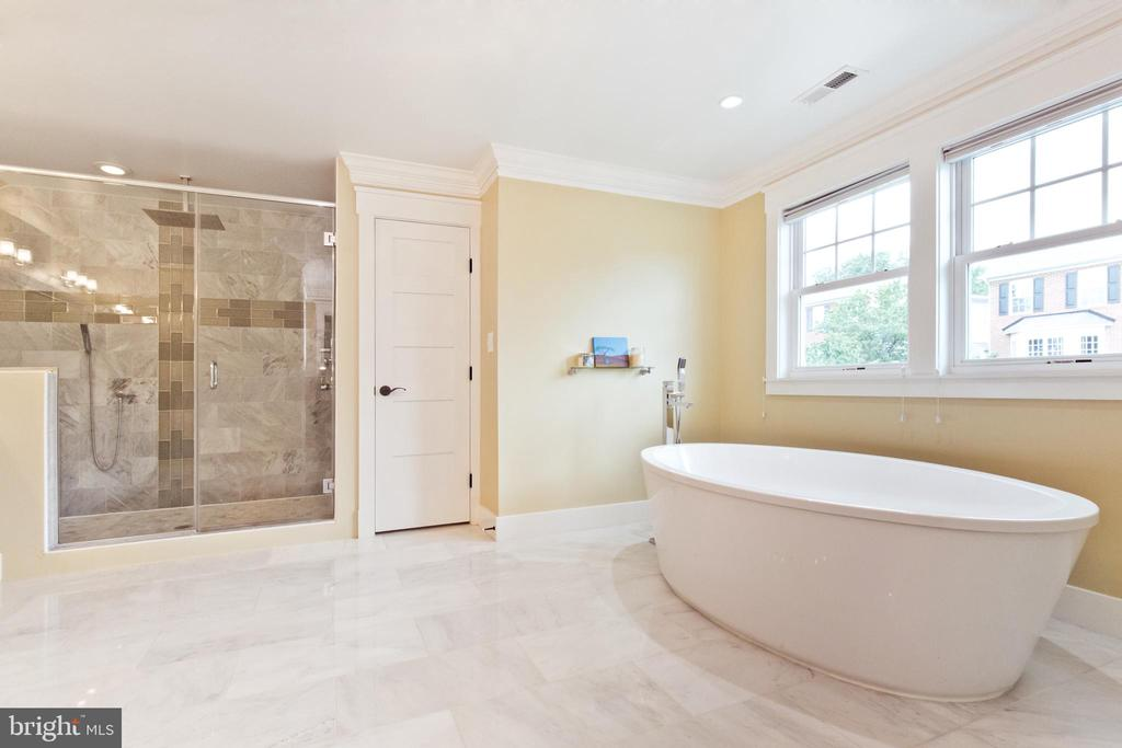 Huge master bathrom - 3000 12TH ST S, ARLINGTON