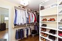 walk-in closet - 3000 12TH ST S, ARLINGTON