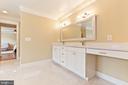 Master bathroom - 3000 12TH ST S, ARLINGTON
