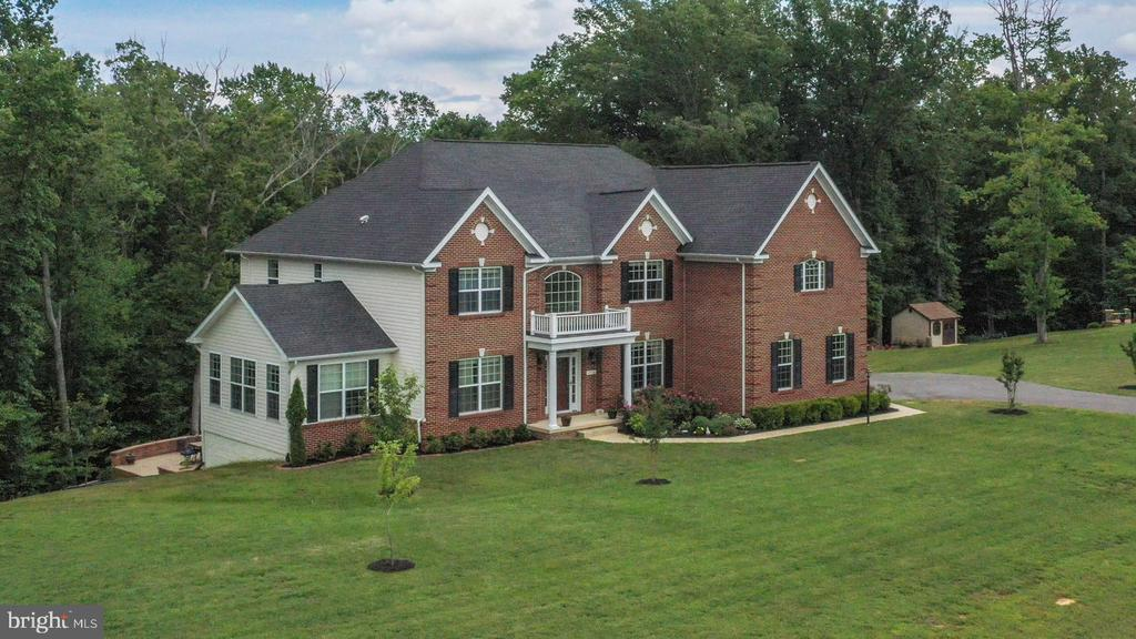 3.26 Acre Lot! - 4950 CAMP GEARY LN, STAFFORD
