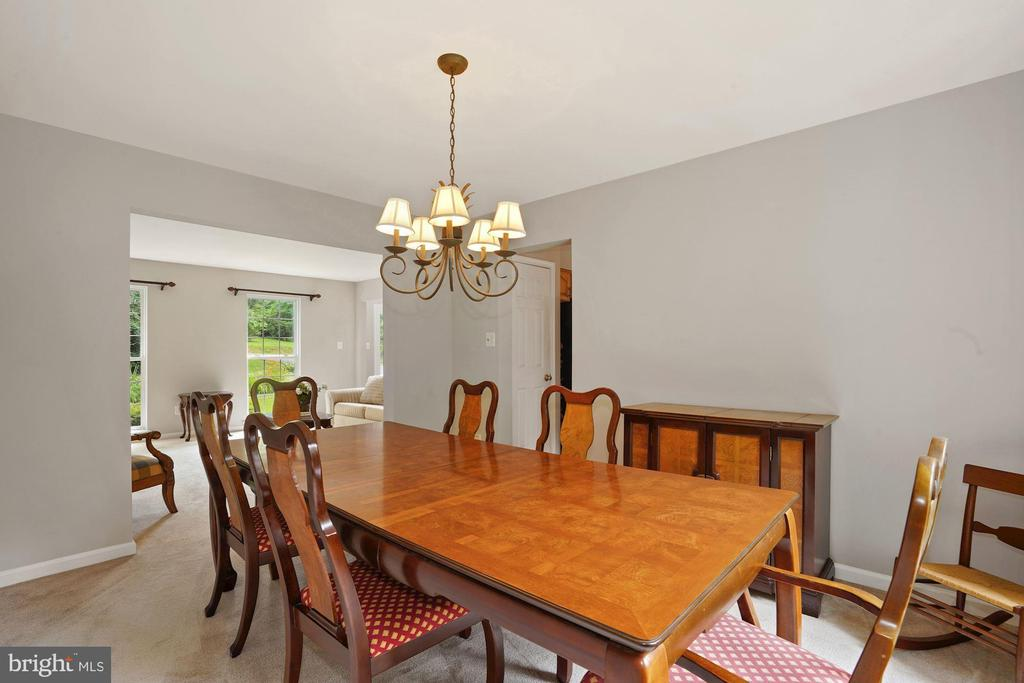 Room for a big group at holiday gatherings - 20311 BROAD RUN DR, STERLING