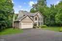 Tucked in the woods for amazing privacy - 20311 BROAD RUN DR, STERLING