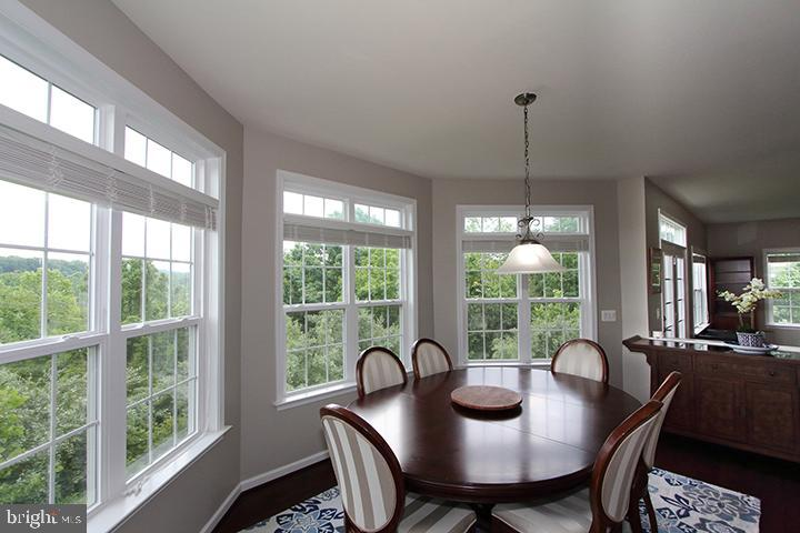 Sunroom with amazing views! - 20999 HONEYCREEPER PL, LEESBURG