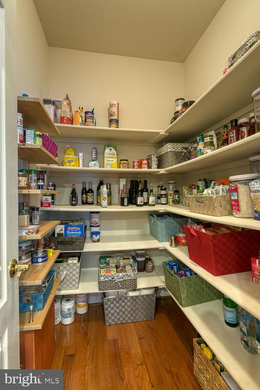 Walk in Pantry - 6 MOUNT ARARAT LN, STAFFORD
