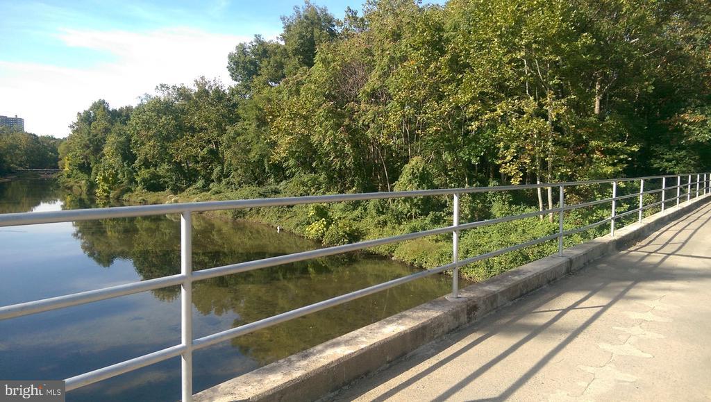 Holmes Run Trail bridge - 200 N PICKETT ST #907, ALEXANDRIA