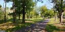 Trail travels through parks NW along Holmes Run - 200 N PICKETT ST #907, ALEXANDRIA