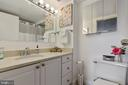 Master bathroom - 200 N PICKETT ST #907, ALEXANDRIA