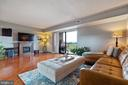 Stare at the beautiful views from your couch - 200 N PICKETT ST #907, ALEXANDRIA